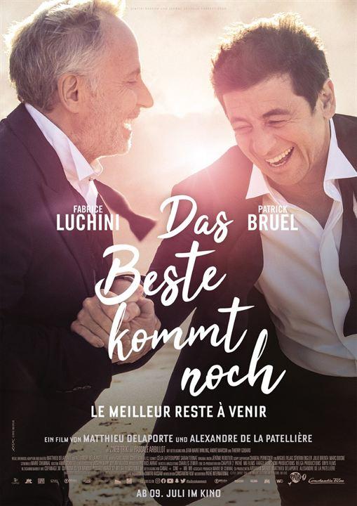 Das Beste kommt noch - Le meilleur reste à venir : Kinoposter
