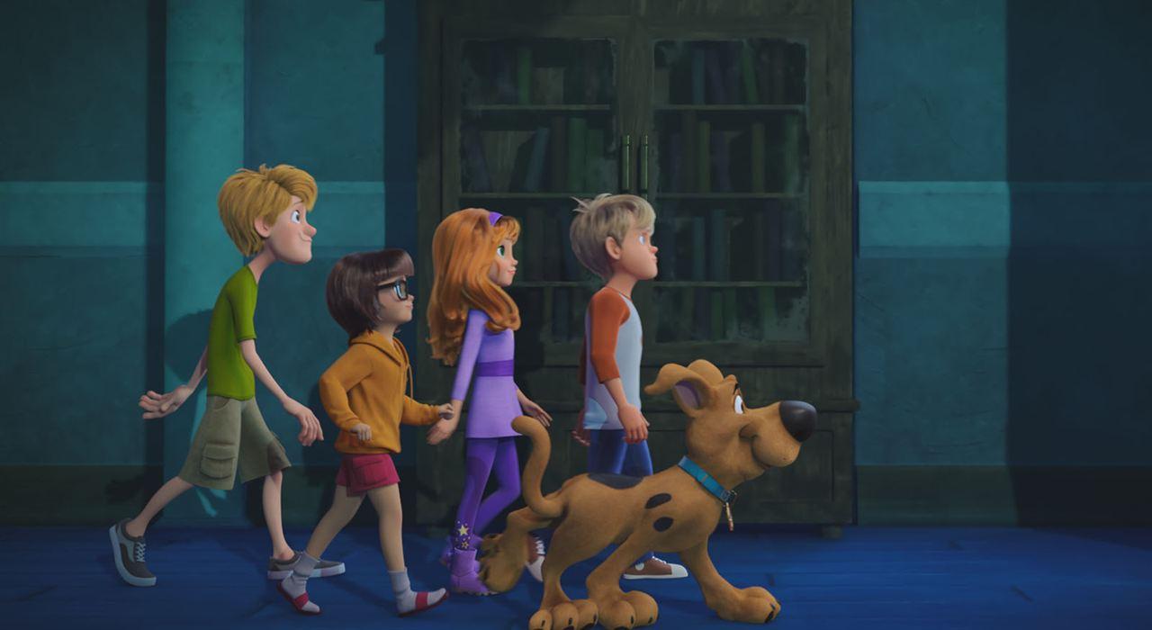 Scooby! Voll verwedelt : Bild
