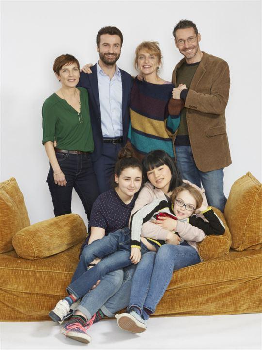 Bild Amaury de Crayencour, Judith Siboni, Julien Boisselier, Olivia Côte, Sixtine Dutheil