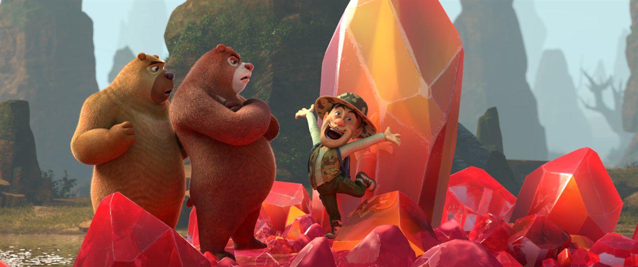 Die Boonies - Eine bärenstarke Zeitreise : Bild