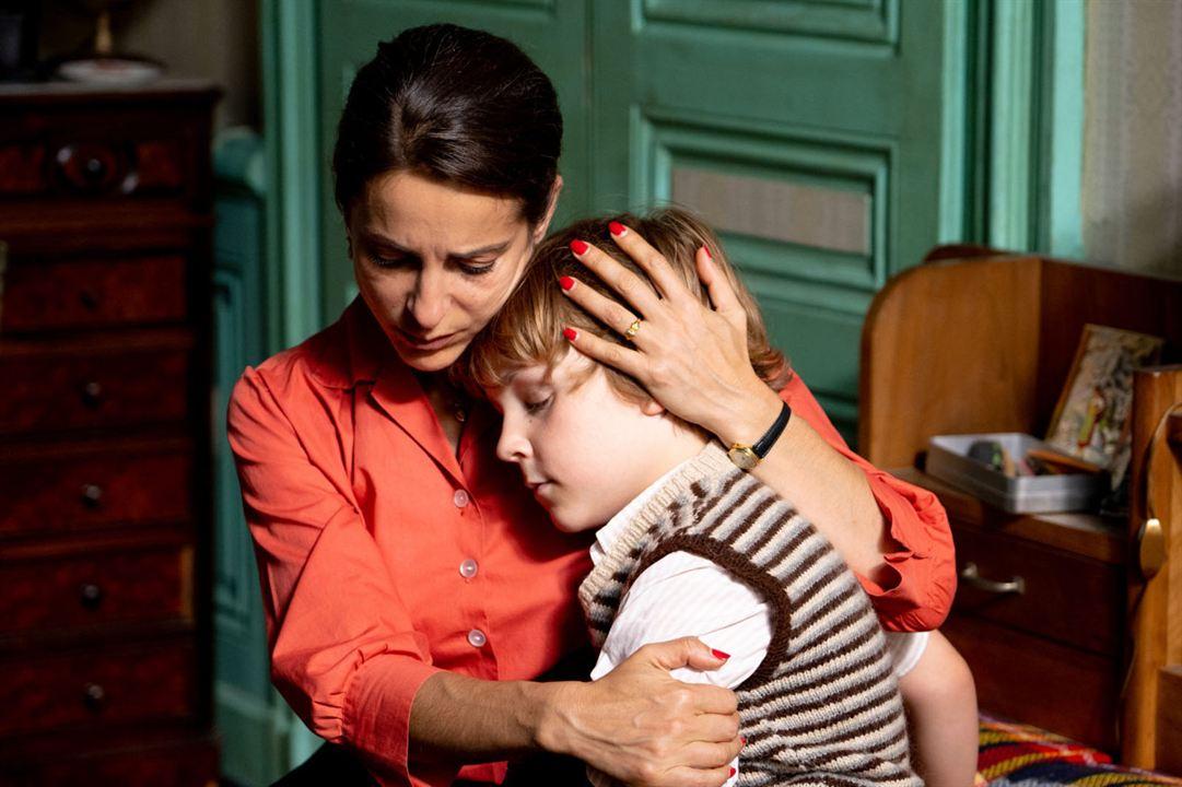 Profession du père: Audrey Dana, Jules Lefebvre