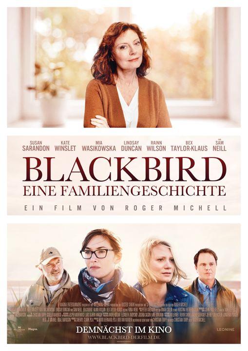 Blackbird - Eine Familiengeschichte : Kinoposter