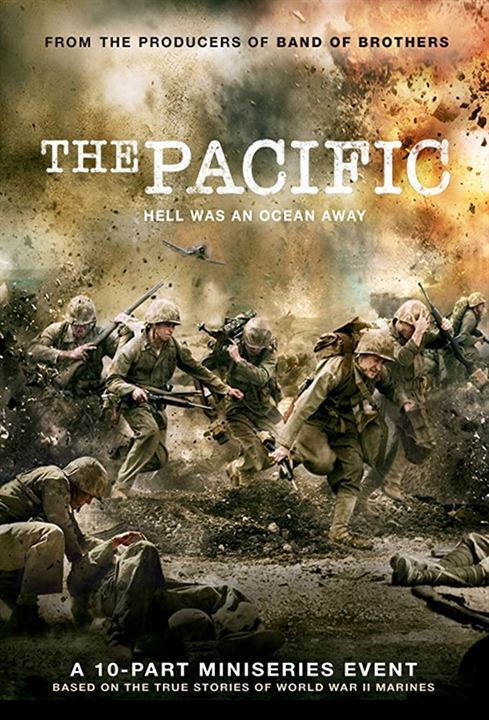 The Pacific : Kinoposter