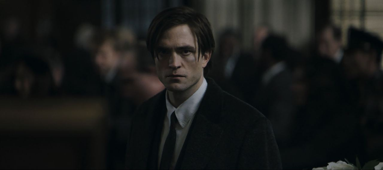 The Batman : Bild Robert Pattinson