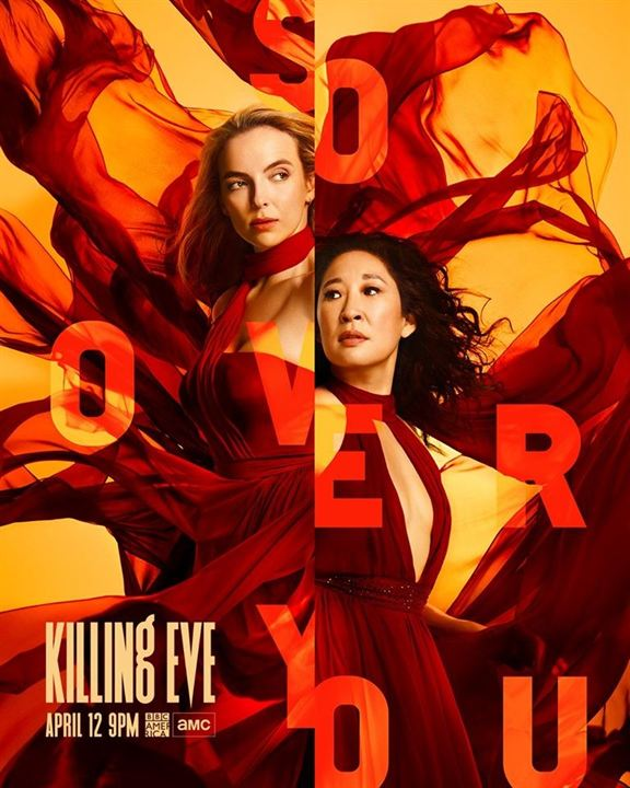 Killing Eve : Kinoposter