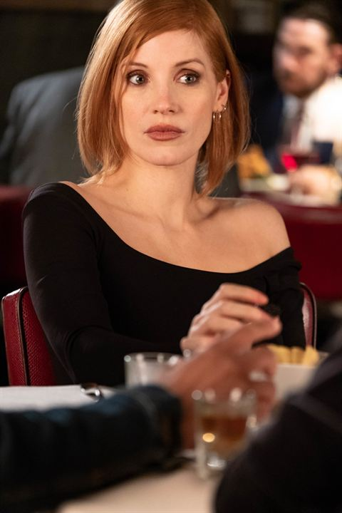 Code Ava - Trained To Kill : Bild Jessica Chastain
