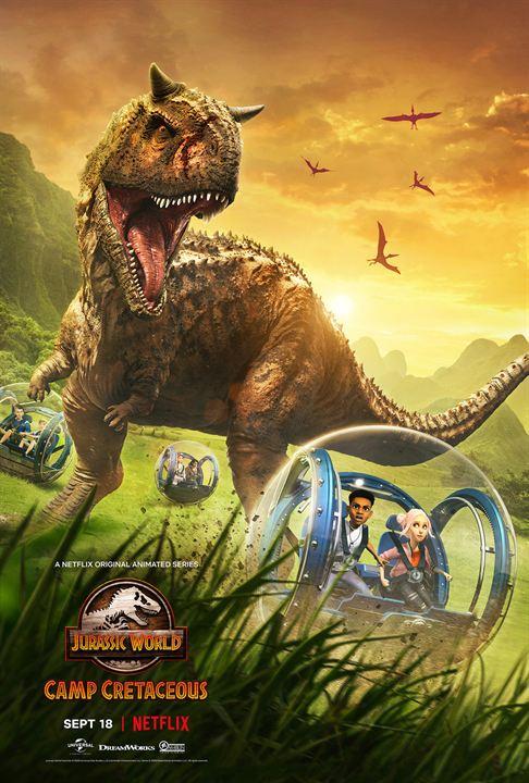 Jurassic World: Neue Abenteuer : Kinoposter