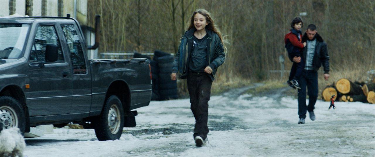 Kids Run : Bild Eline Doenst, Jannis Niewöhner