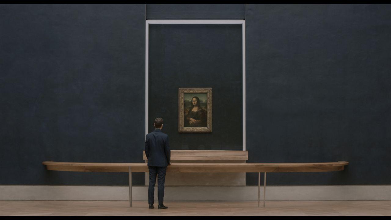 Eine Nacht im Louvre: Leonardo da Vinci : Bild