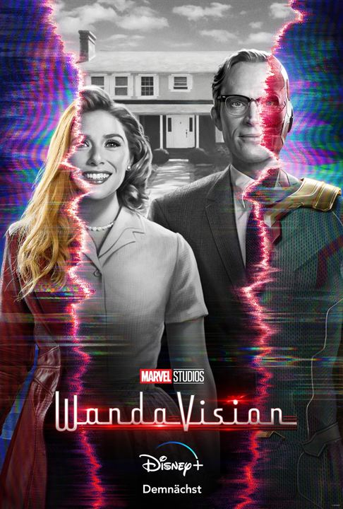 WandaVision : Kinoposter