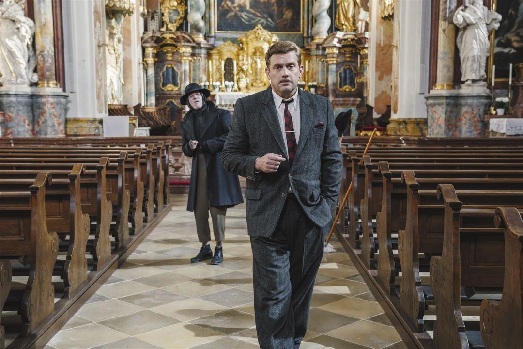 Der Boandlkramer und die ewige Liebe : Bild Michael Bully Herbig, Sebastian Bezzel