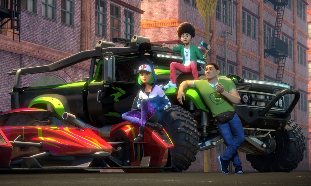 Fast & Furious: Spy Racers : Bild