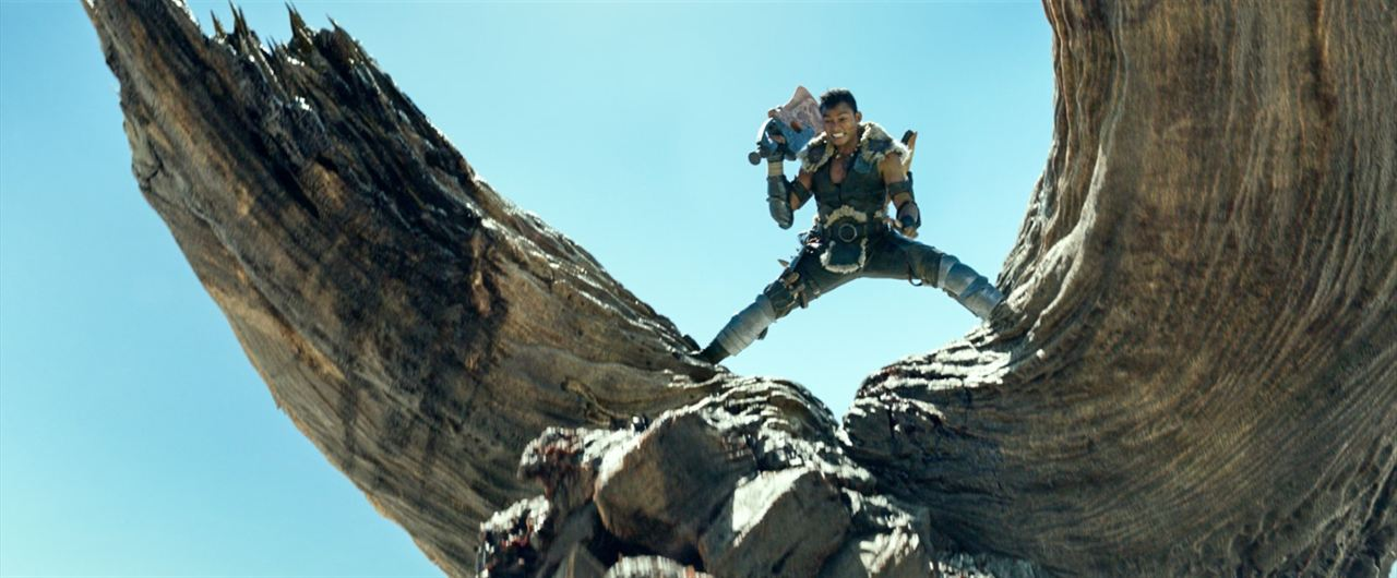 Monster Hunter : Bild Tony Jaa