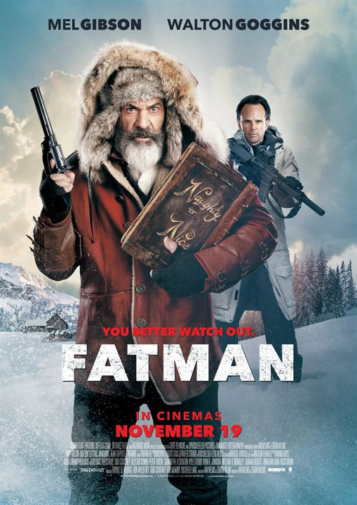 Fatman : Kinoposter