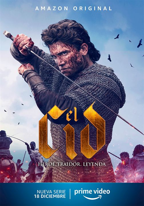El Cid : Kinoposter