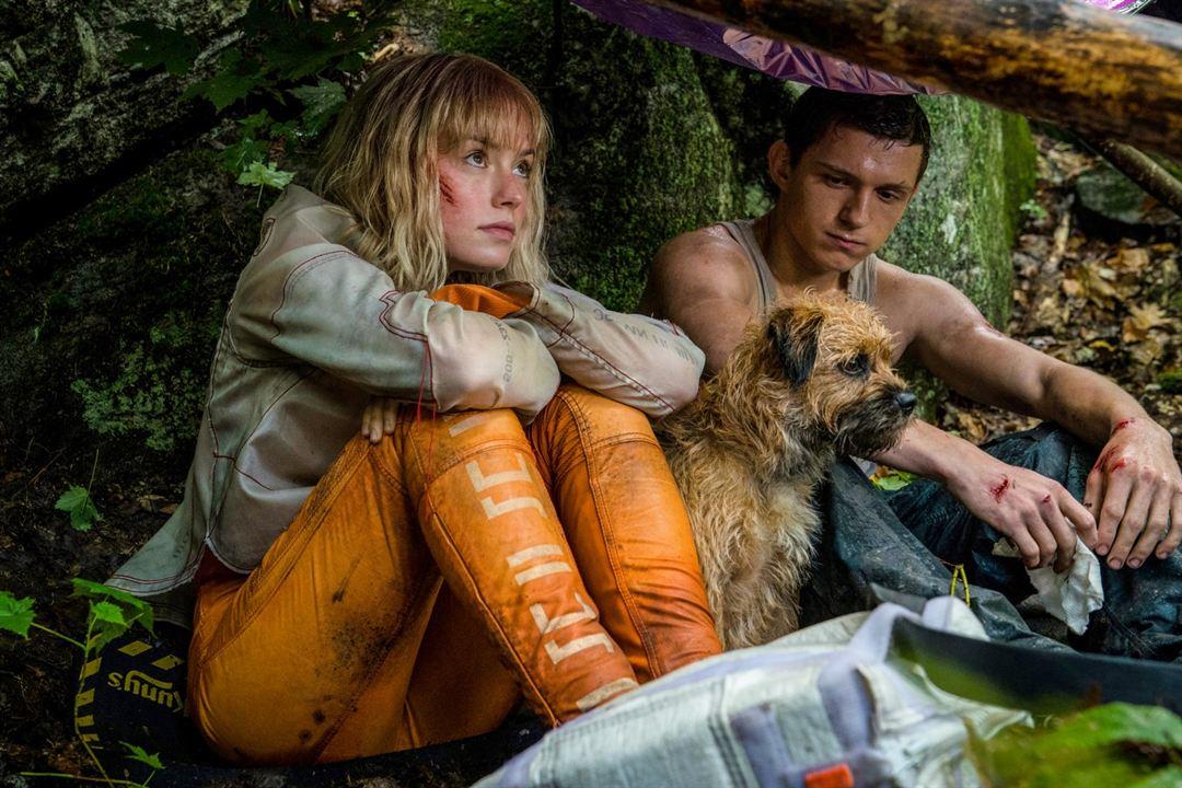 Chaos Walking: Daisy Ridley, Tom Holland