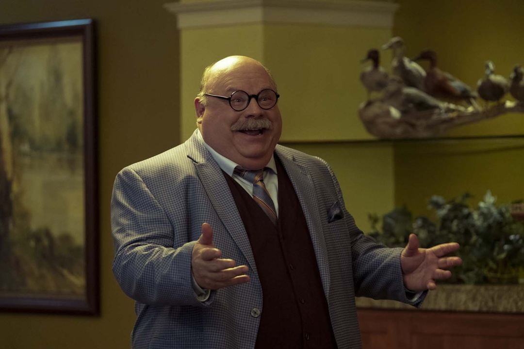 The Prom: Kevin Chamberlin