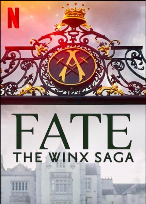 Fate: The Winx Club Saga : Kinoposter