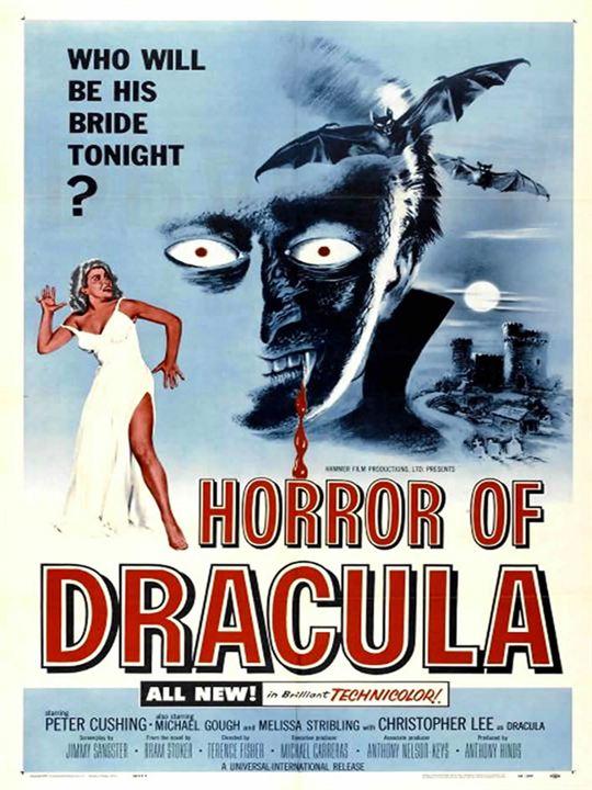 Dracula : Kinoposter