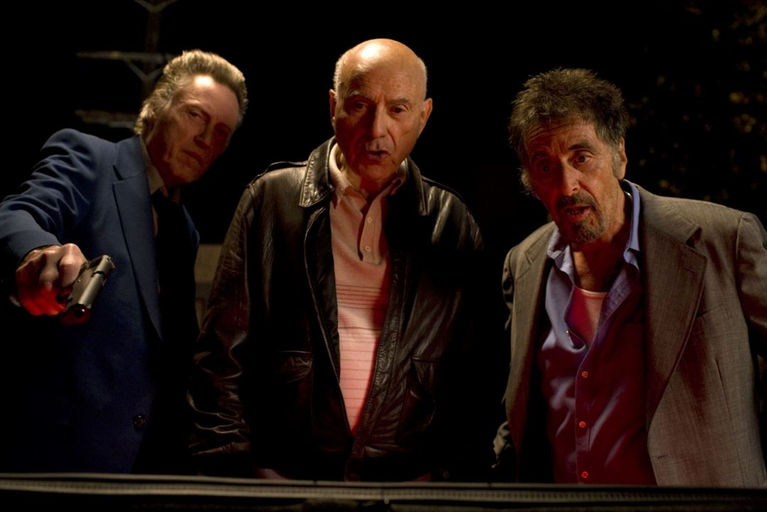 Stand Up Guys : Bild Al Pacino, Alan Arkin, Christopher Walken