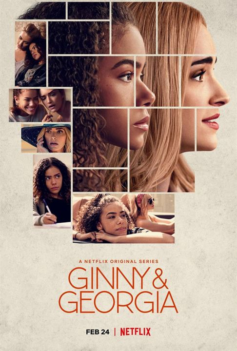 Ginny & Georgia : Kinoposter