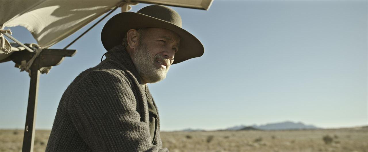 Neues aus der Welt: Tom Hanks