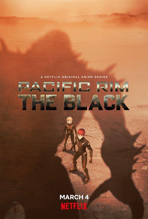 Pacific Rim: The Black : Kinoposter