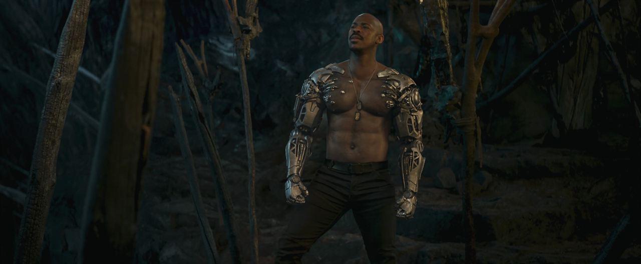 Mortal Kombat: Mehcad Brooks