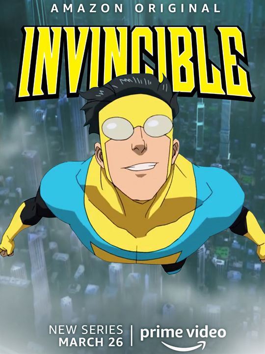 Invincible : Kinoposter