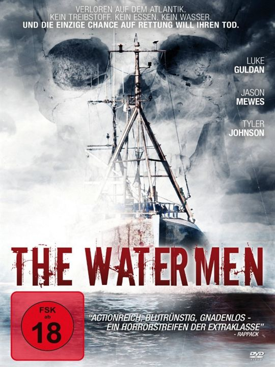 The Watermen : Kinoposter