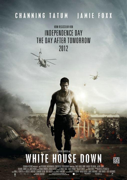 Poster Zum White House Down Bild 2 Filmstarts De
