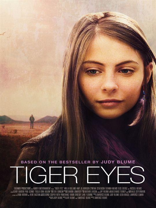Tiger Eyes : Kinoposter