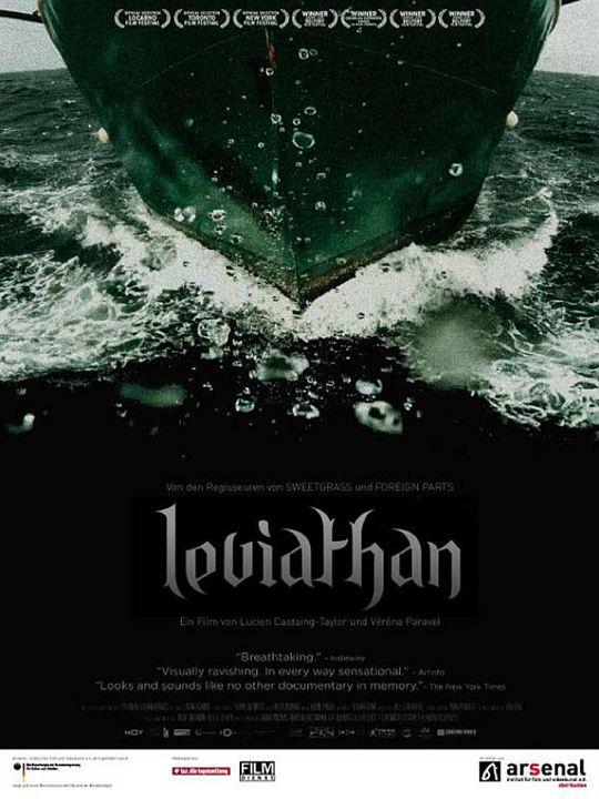 Leviathan : Kinoposter