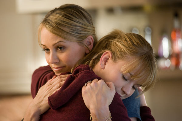 The First Time - Dein erstes Mal vergisst du nie! : Bild Britt Robertson, Christine Taylor