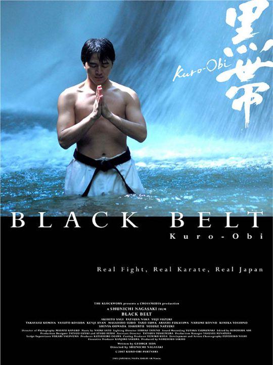 Black Belt : Kinoposter