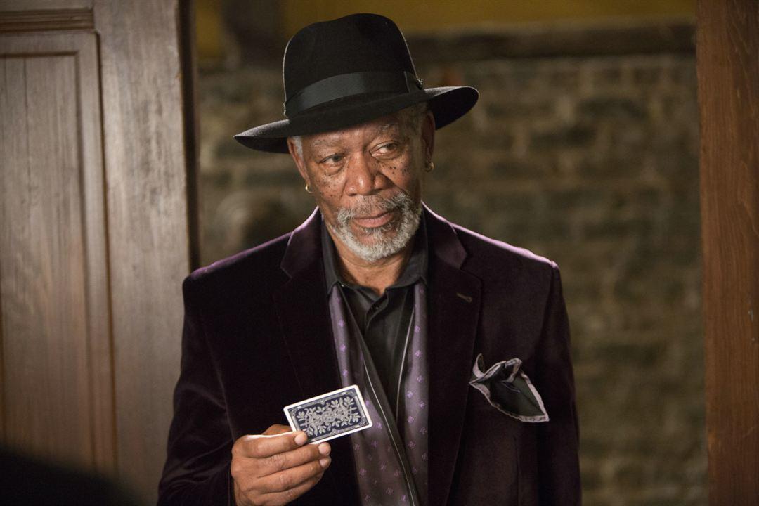 Die Unfassbaren - Now You See Me : Bild Morgan Freeman