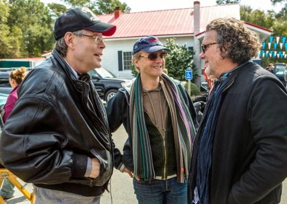 Bild Jack Bender, Niels Arden Oplev, Stephen King