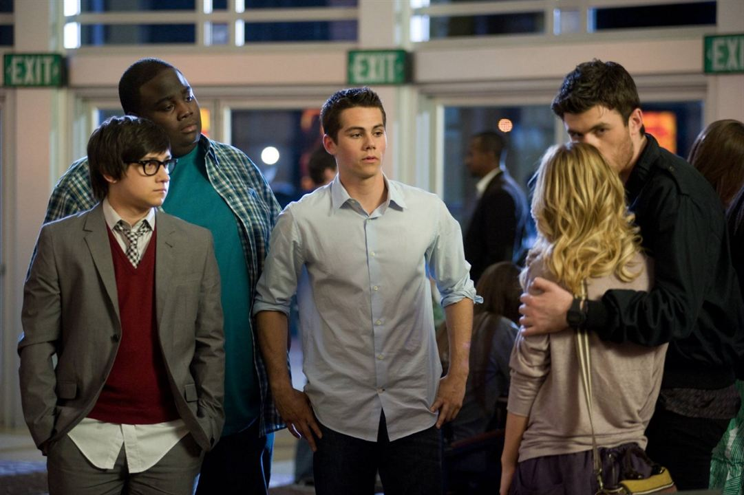 The First Time - Dein erstes Mal vergisst du nie! : Bild Britt Robertson, Dylan O'Brien