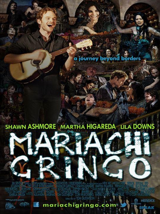 Mariachi Gringo : Kinoposter
