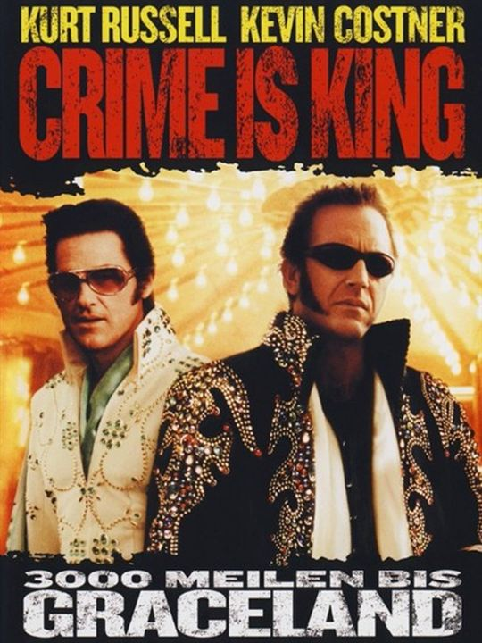 Crime Is King : Kinoposter