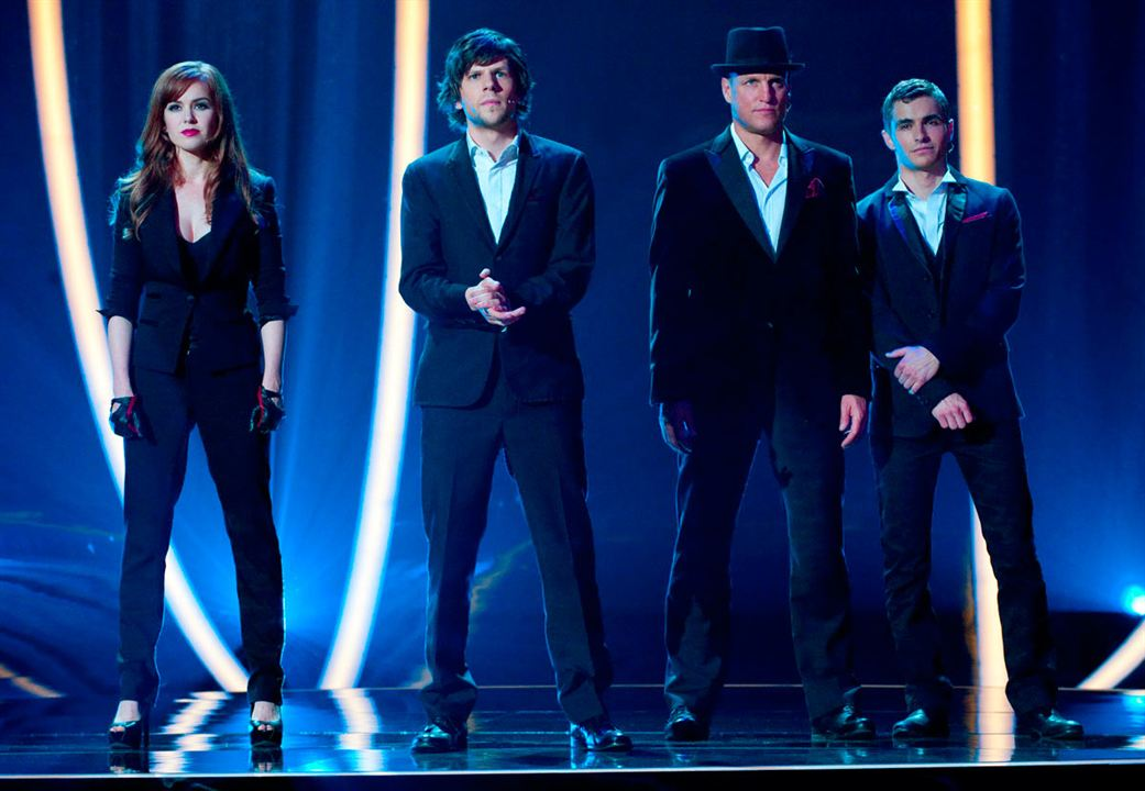 Die Unfassbaren - Now You See Me : Bild Dave Franco, Isla Fisher, Jesse Eisenberg, Woody Harrelson