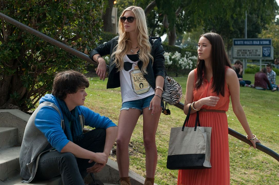 The Bling Ring : Bild Claire Julien, Israel Broussard, Katie Chang