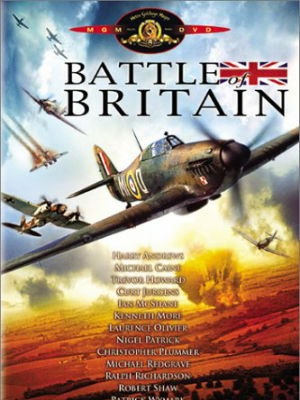 Die Luftschlacht um England : Kinoposter
