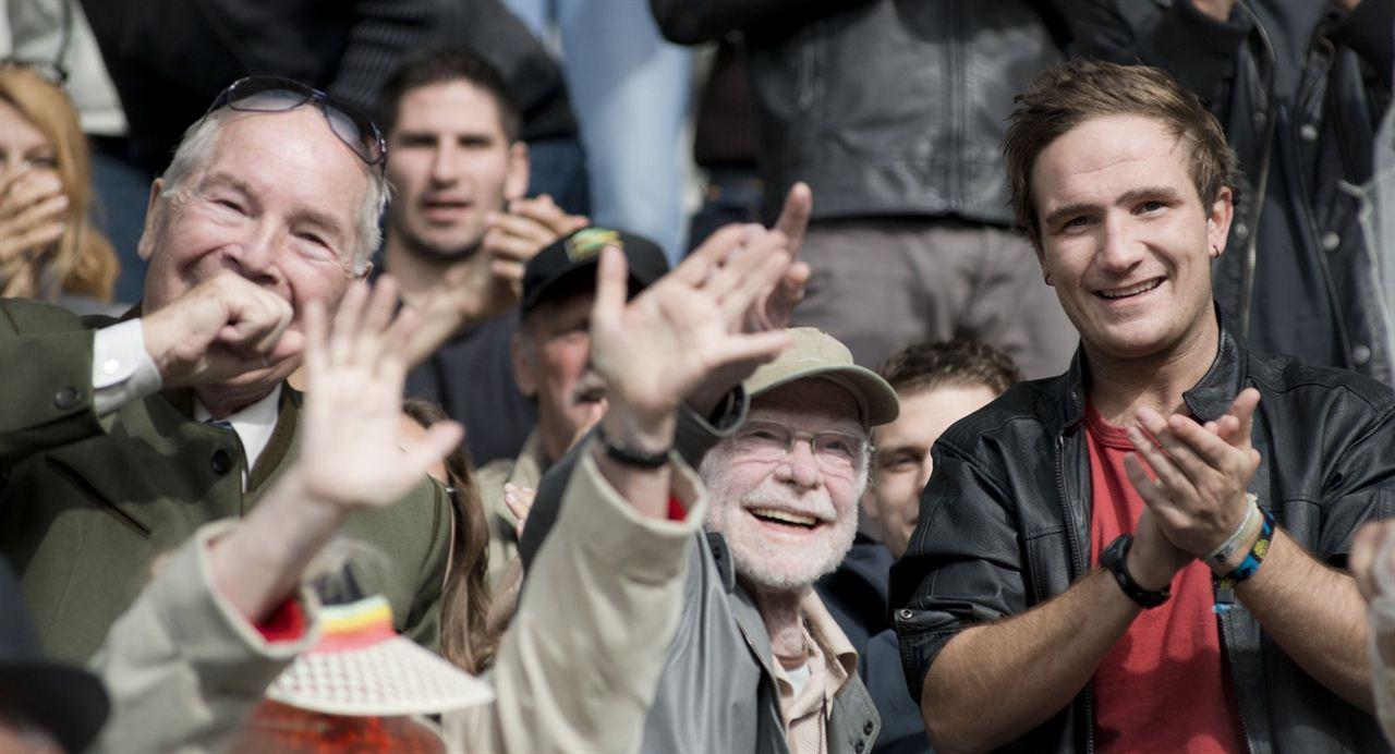 Sein letztes Rennen : Bild Frederick Lau, Heinz W. Krückeberg, Otto Mellies