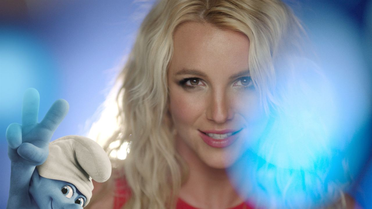 Die Schlümpfe 2 : Bild Britney Spears
