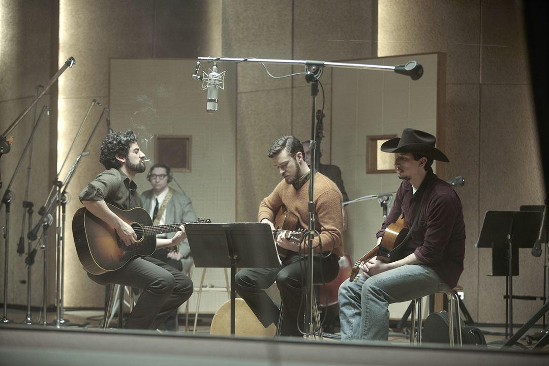 Inside Llewyn Davis : Bild Garrett Hedlund, Justin Timberlake, Oscar Isaac