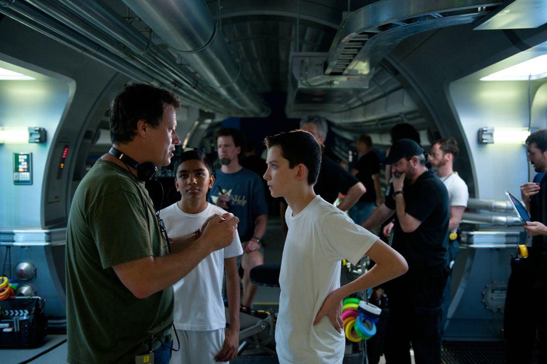 Ender's Game - Das große Spiel : Bild Asa Butterfield, Gavin Hood