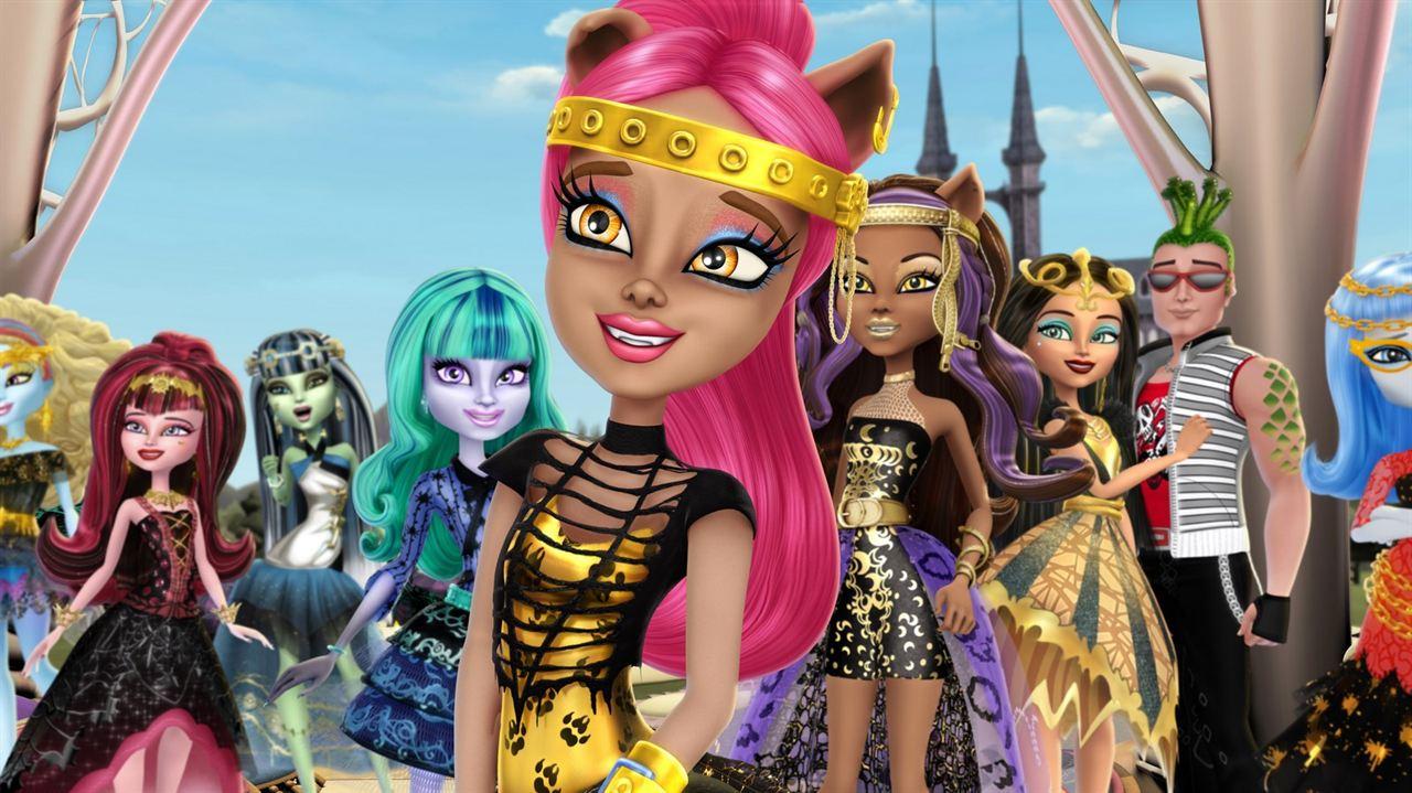 Bild von Monster High - 13 Wünsche - Bild 1 auf 4 - FILMSTARTS.de