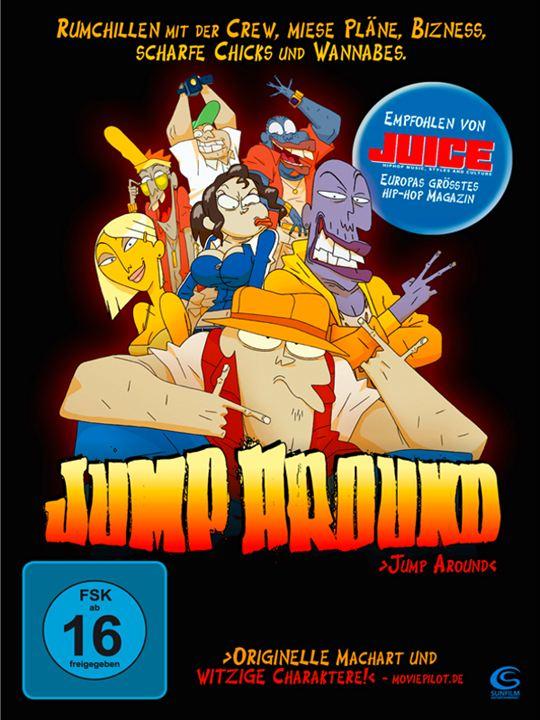 Jump Around : Kinoposter