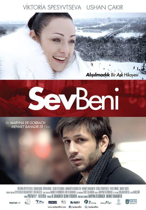 Sev Beni : Kinoposter